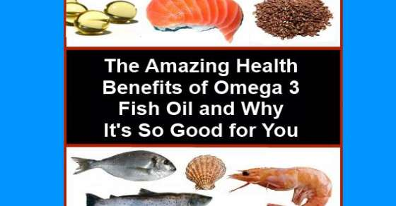 Health benefits of omega 3 fatty acids for Health benefits of fish